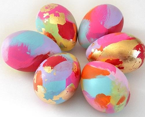 Yumurta Kabuğu Süslemesi-2