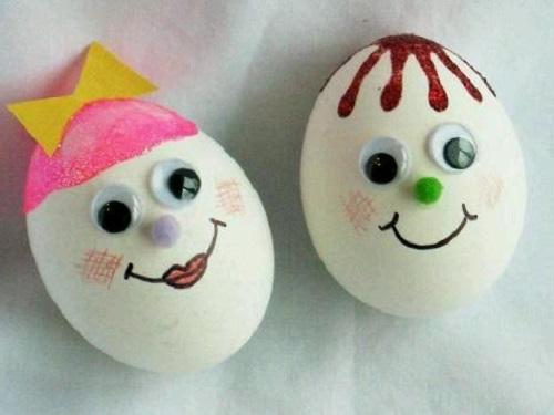 Yumurta Kabuğu Süslemesi-3