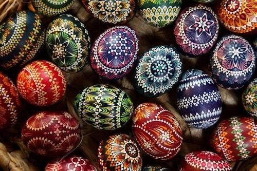 Yumurta Kabuğu Süslemesi Nasıl Yapılır Pratikhanem
