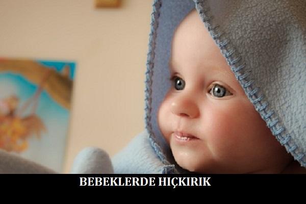 Bebeklerde Hıçkırık