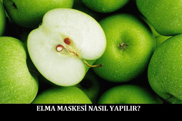Elma Maskesi Nasıl Yapılır