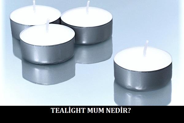 Tealight Mum Nedir