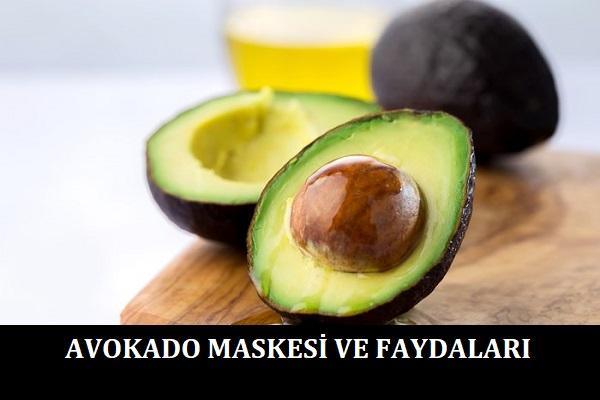 Avokado Maskesi ve Faydaları