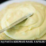 Yaş Pasta Kreması Nasıl Yapılır
