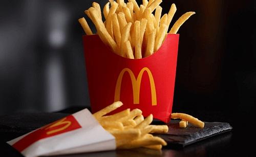 Mc Donalds Patates Kızartması