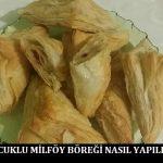 Sucuklu Milföy Böreği Nasıl Yapılır