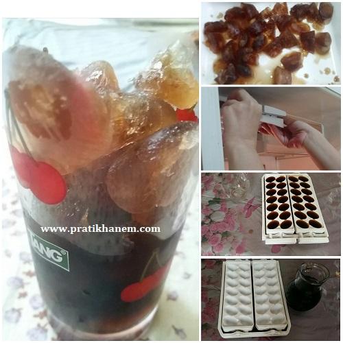 Buzlu Cola Yapımı Resimli Anlatım