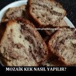 Mozaik Kek Nasıl Yapılır