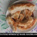 Patatesli Börek İçi Nasıl Hazırlanır