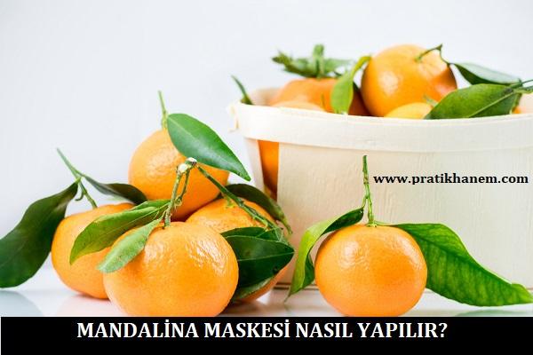 Mandalina Maskesi Nasıl Yapılır
