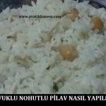 Tavuklu Nohutlu Pilav Nasıl Yapılır