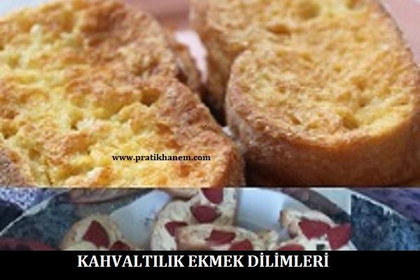 Kahvaltılık Ekmek Dilimleri