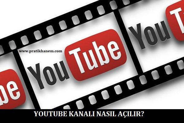 Youtube Kanalı Nasıl Açılır
