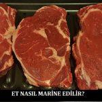 Et Nasıl Marine Edilir