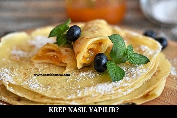 Krep Nasıl Yapılır
