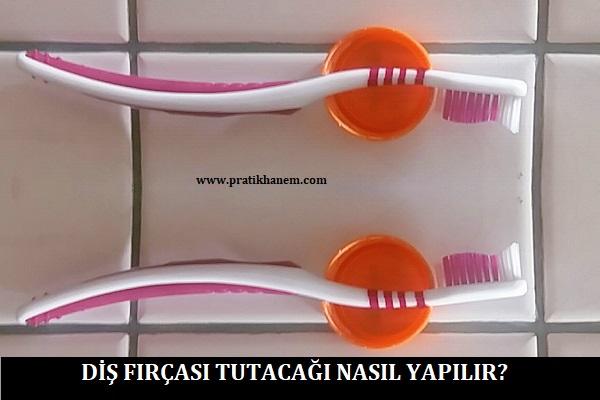 Diş Fırçası Tutacağı Nasıl Yapılır