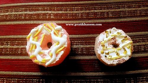 Süngerden Donut Magnet