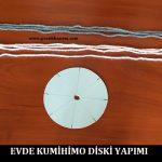 Evde Kumihimo Diski Nasıl Yapılır