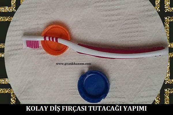 Kolay Diş Fırçası Tutacağı Yapımı