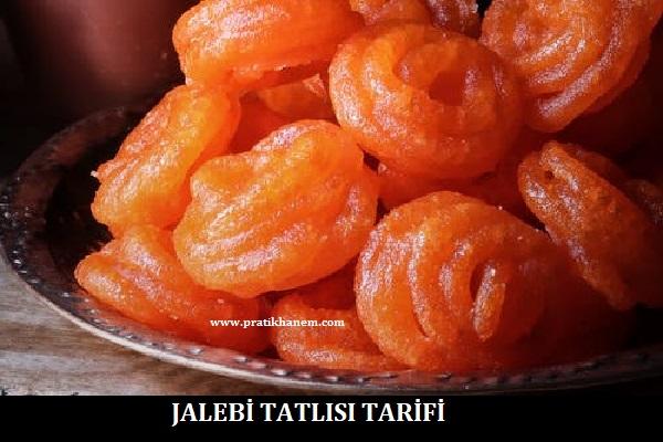 Jalebi Tatlısı Tarifi