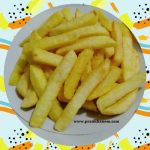 Dondurulmuş Patates Kızartması Tarifi
