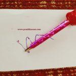 Minyatür Tükenmez Kalem Nasıl Yapılır
