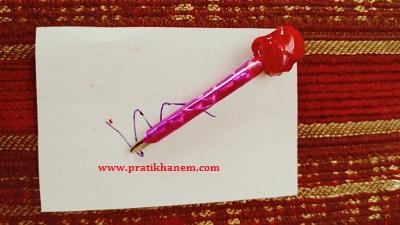 Minyatür Tükenmez Kalem