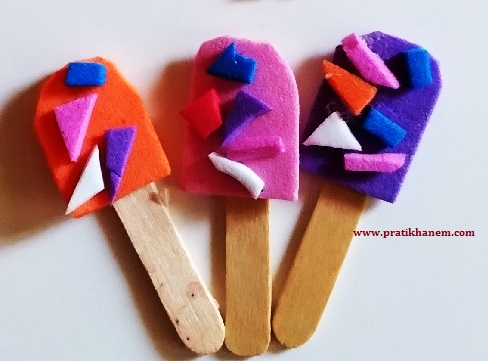 Minyatür Çubuk Dondurma