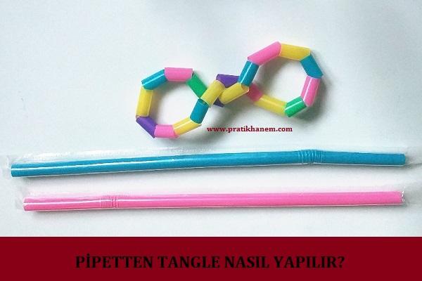 Pipetten Tangle Nasıl Yapılır