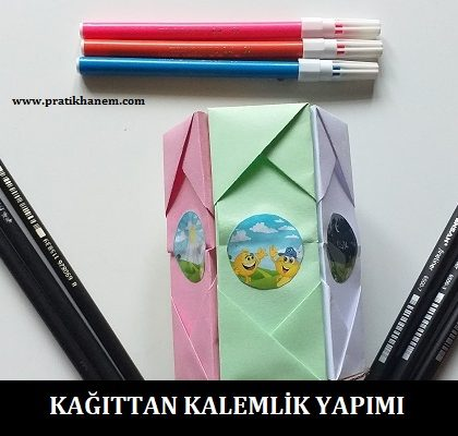 Kagittan-Kalemlik-Yapimi