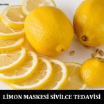 Limon Maskesi Sivilce Tedavisi